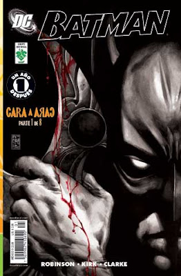Batman - Cara a cara