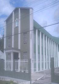 Templo da Assembléia de Deus em Caetés II alto