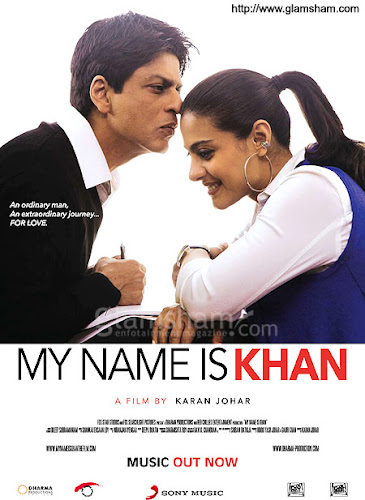 My Name is Khan (2010) Movie Poster