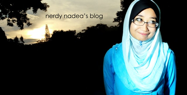 ... by nerdy nadea