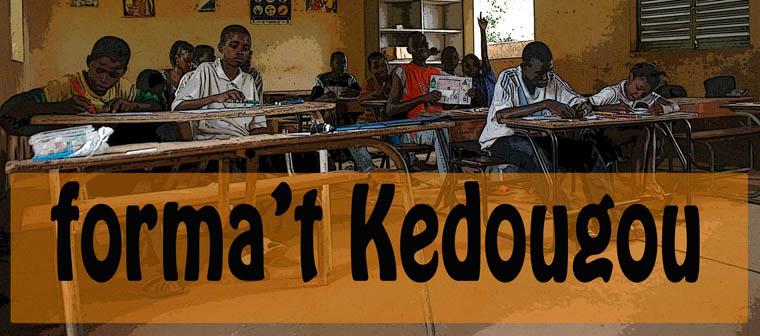 Forma't Kédougou - Projecte educatiu a Senegal