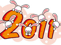 2011 year logo ~ Tutorial blogging