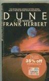 Dune a novel by Frank Herbert