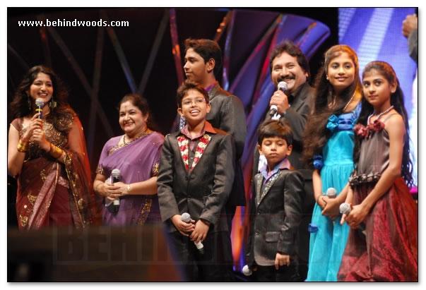 Vijay TV Super Singer Junior Season 6 Cinema Cinema Round