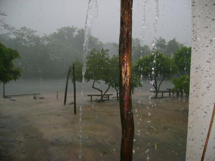 CHUVAS DE VERÃO 2009/2010