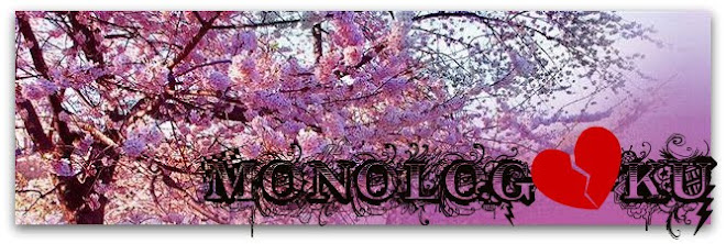 monolog hatiku
