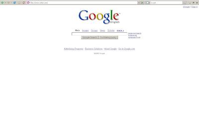 Google English