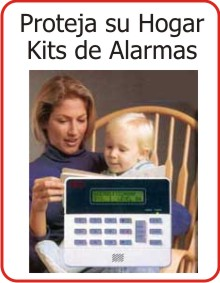 Kits de Alarmas