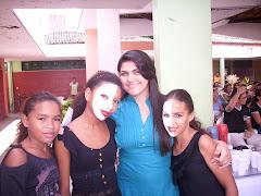 O Teatro também é uma iniciativa do PETI e do PETECA de Orós