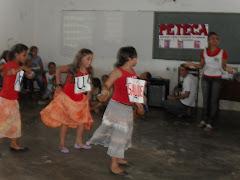 Promover a Cultura são iniciativas do PETI e do PETECA de Orós
