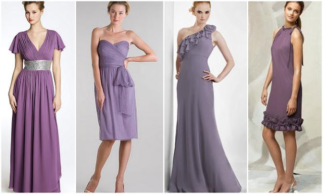 amathyst+purple+bridesmaid+dress+wedding Pregnant wedding dress