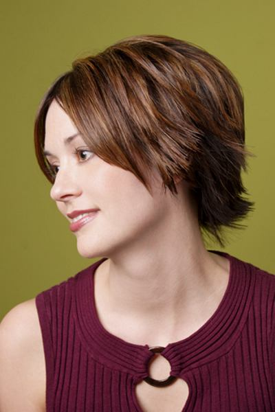 short haircuts woman. Previously the short hairstyles were not so admired,