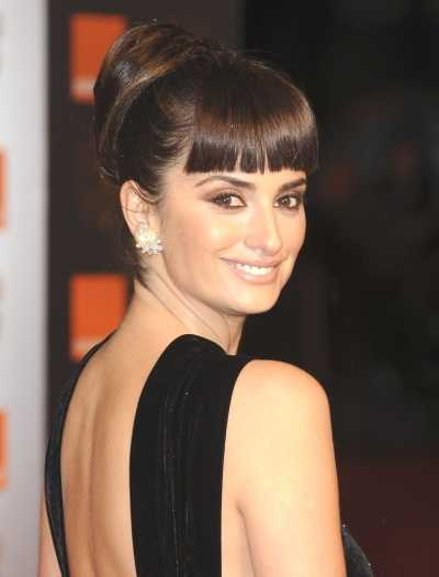 Updo hairstyles can be messy, loose, high upon the head or very tight.