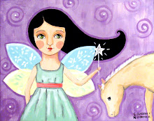 Fairy with Horse