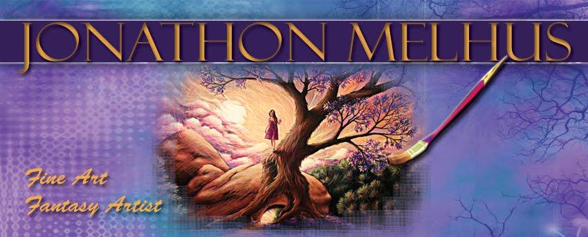 The Art Of Jonathon Melhus