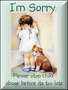Stopp barnemishandling!