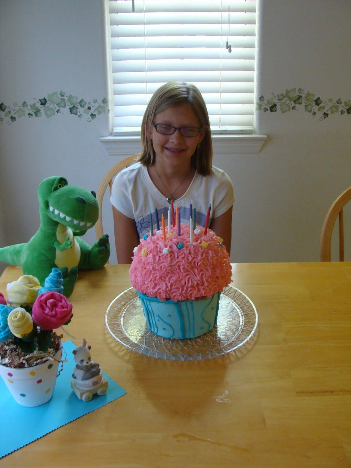 Happy Birthday Teresa Vacation Cake