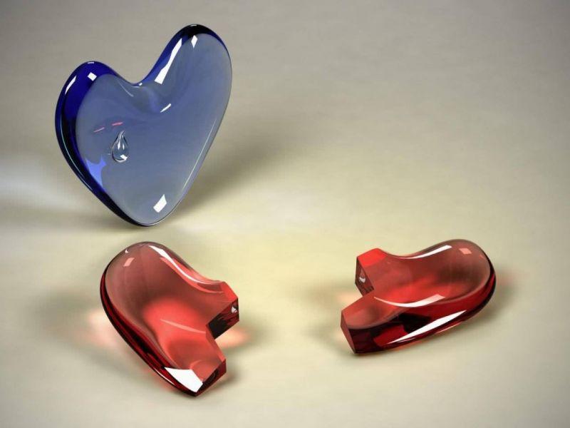 imagenes de corazones rotos de amor. 2011 corazones rotos de amor.