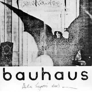 The Cure Bauhaus+bela+lugosi