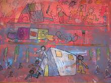 Banco Credicoop  IXº Concurso de dibujo y pintura