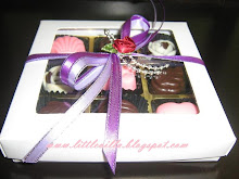 Coklat Praline - 9pcs/set