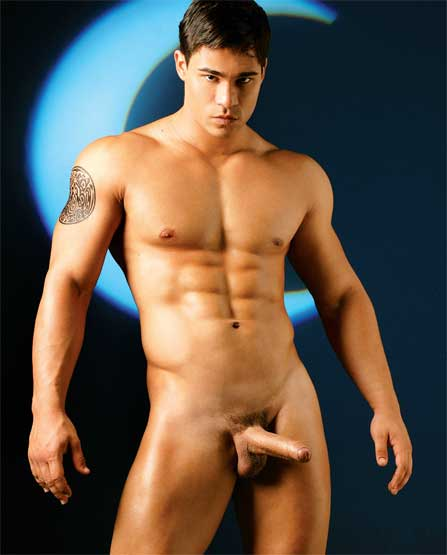 Jacob black nude