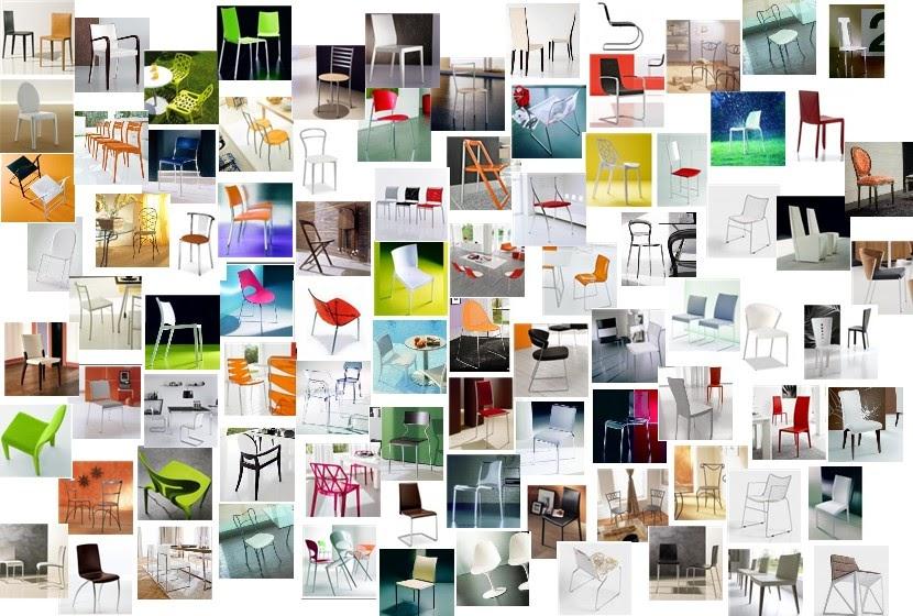 ArredaClick - Il blog sullarredamento italiano online: 100 sedie, 100 ...