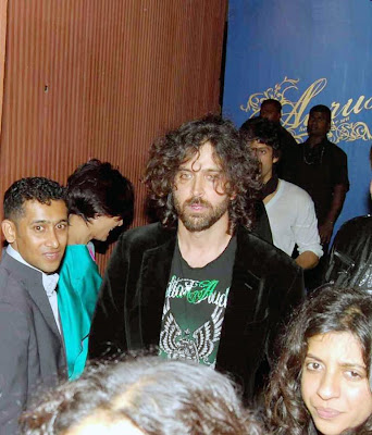 hrithik roshan birthday party pics