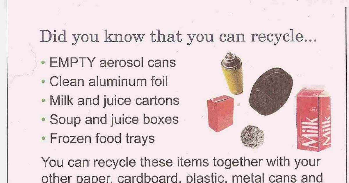 can we say no to recycling There are several ways we can do recycling at home existen diversas formas de hacer reciclaje en el hogar.
