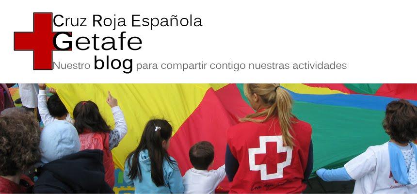 Blog de Cruz Roja en Getafe
