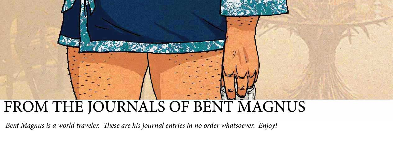 Bent Magnus