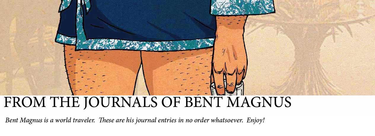 Bent Magnus