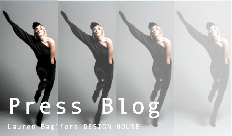 Lauren Bagliore - Press Blog