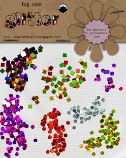 http://craftedbygina.blogspot.com/2009/05/cu-freebie-glitter.html