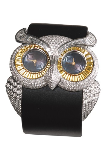 Eclectic jewelry and fashion fine jewelry animal luxe for Chopard animal world jewelry collection