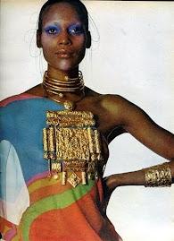 Former model Naomi Sims