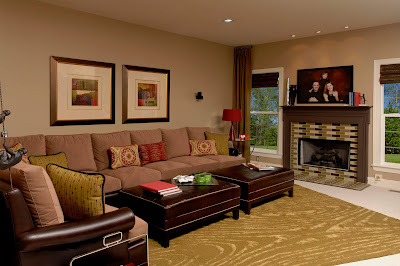 Family Room Ideas Pictures on Paula Grace Designs  The Family Room