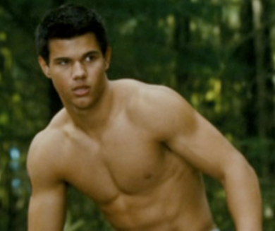 images of taylor lautner shirtless