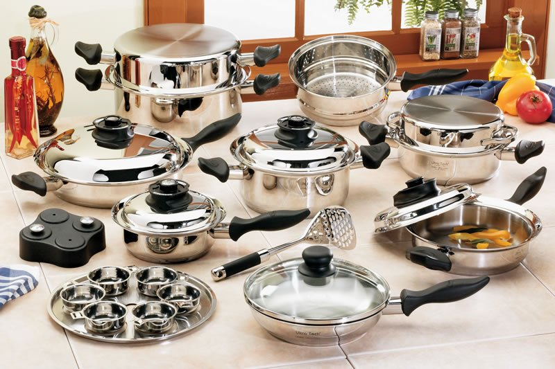 Cookware sets for Cooking kitchen set
