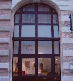 Paris restaurants and beyond ze kitchen galerie st for Ze kitchen galerie paris france