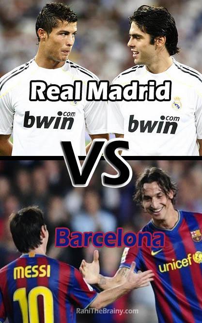 real madrid vs barcelona 1-1 messi goal. real madrid vs barcelona live