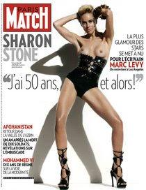 Sharon Stone zeigt ihre Brüste