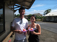 On Oahu- Matsumoto Shave Ice