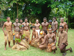Welcome to the Solomon Islands