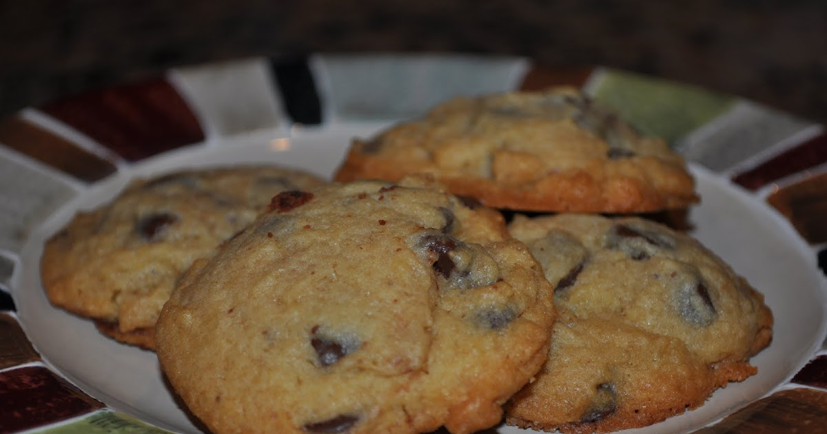 Beth's Favorite Recipes: Award Winning Soft Chocolate Chip Cookies