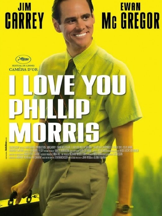 i love you man poster. I Love You Phillip Morris has