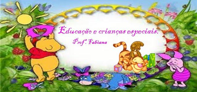 Educação  e crianças especiais