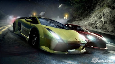 Need For Speed Carbon for PC Games Full Version