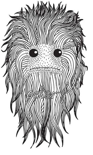 peter fong hairball logo