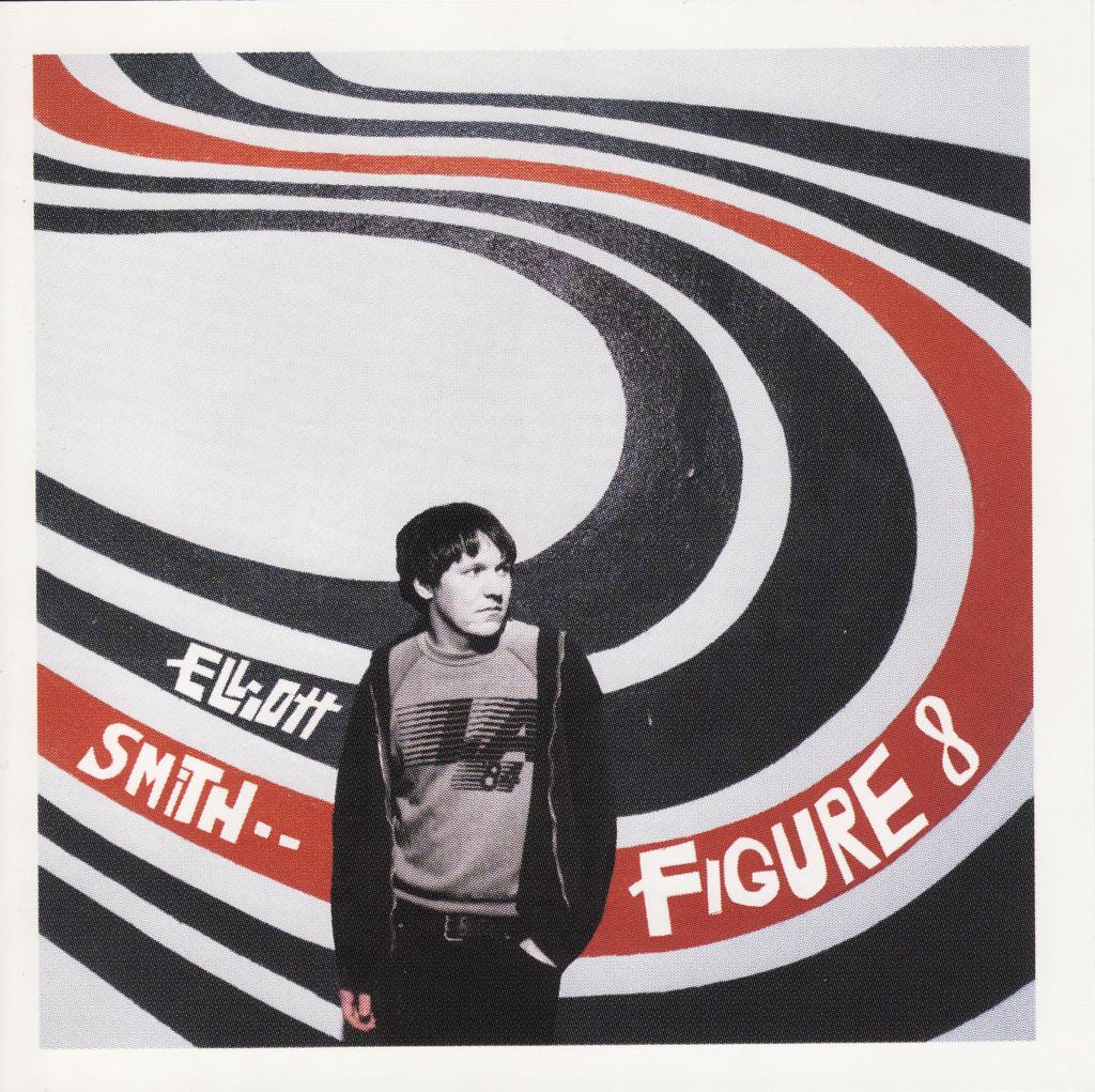 Les plus belles pochettes d'albums Elliott+Smith+-+Figure+8